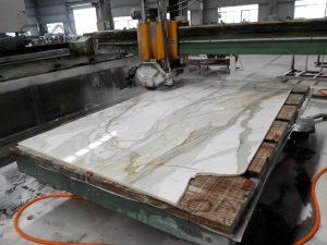 Calacatta Gold White Marble Vanity Tops (1)