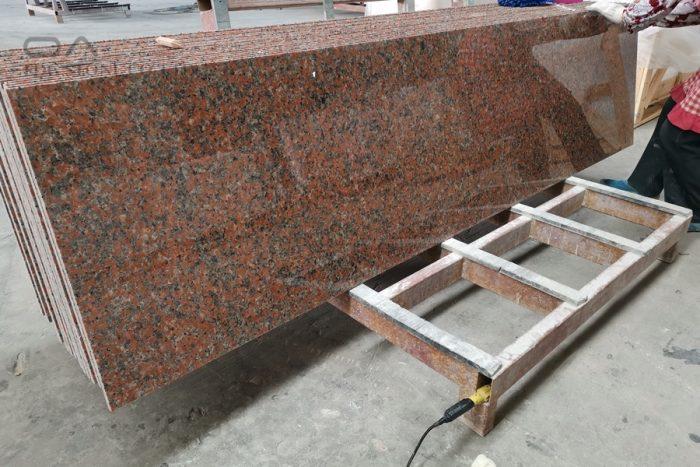 G562 Maple Red granite countertops.jpg