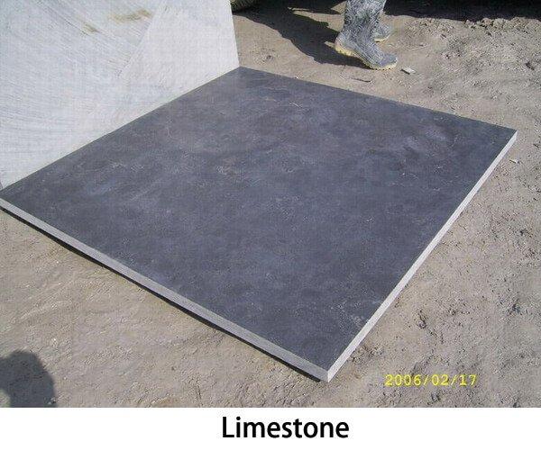 Limestone vanity tops
