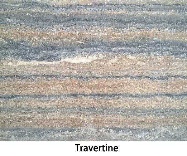 travertine Vanity Tops