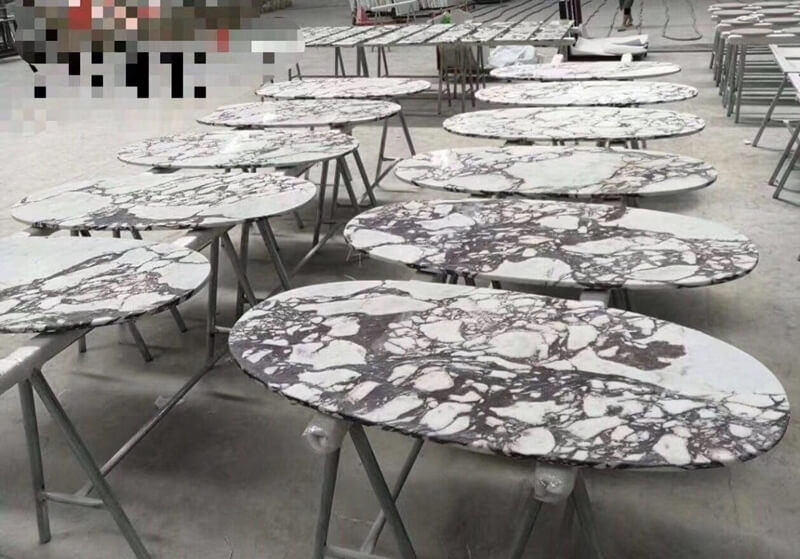 marble tops