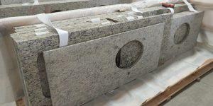 santa cecilia light granite countertops