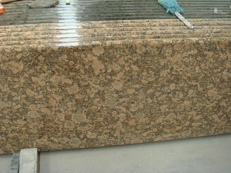 giallo fiesta granite