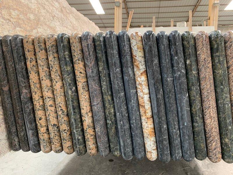 grey granite countertops