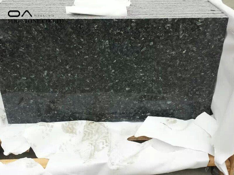 Silver Pearl Granite