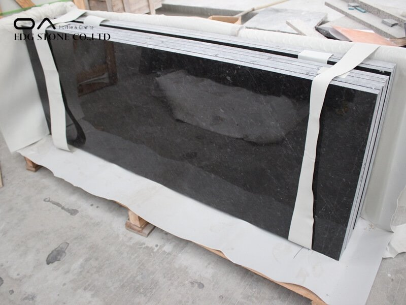 China black granite countertops