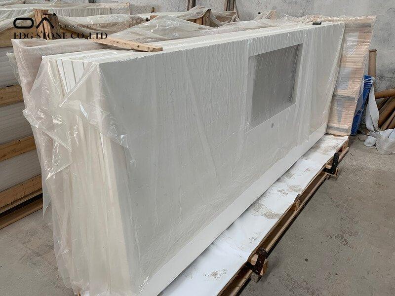silestone white marble quartz