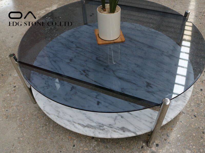 white marble formica