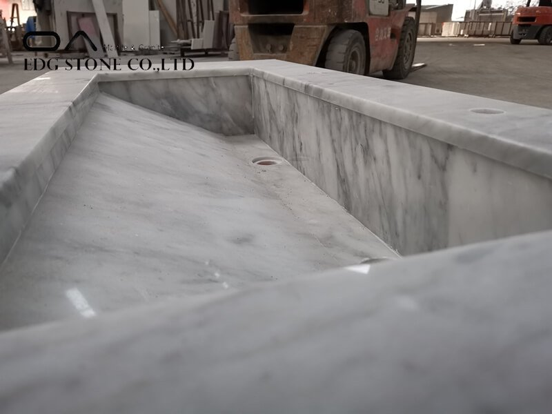 types of marble countertops