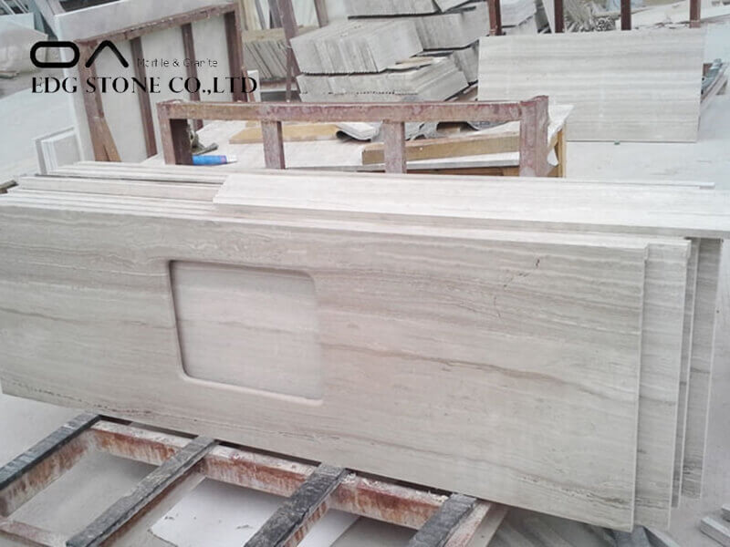 cutting cultured marble vanity top