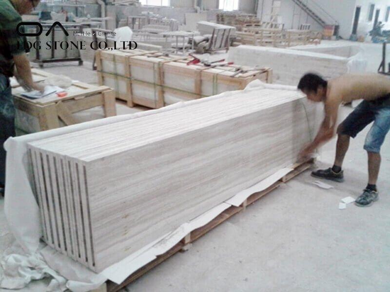 marble vanity countertop