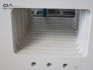 quartz vanity countertops