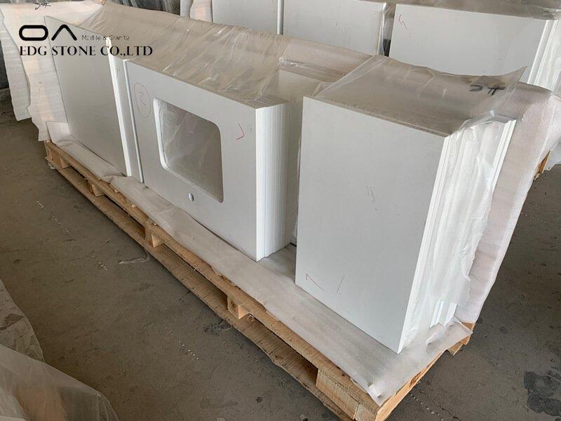 concrete quartz countertops