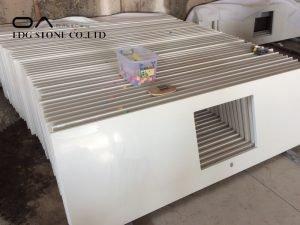 manufactured quartz countertops