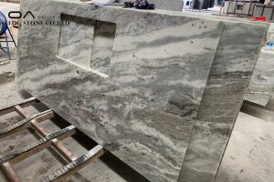 marble countertop installation