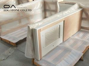 minuet quartz countertop