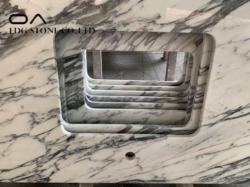 Arabescato di Carrara Marble