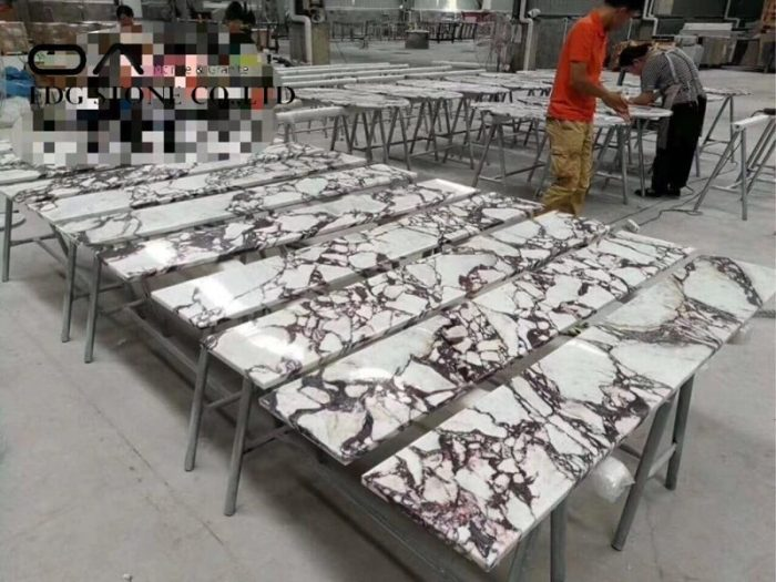 Calacatta Violet Marble countertops (2)