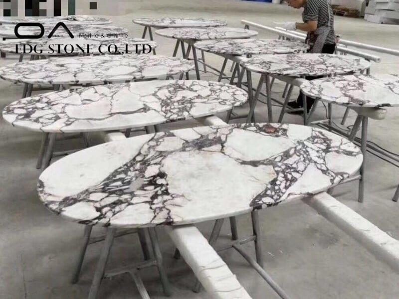 Calacatta Violet Marble countertops (3)