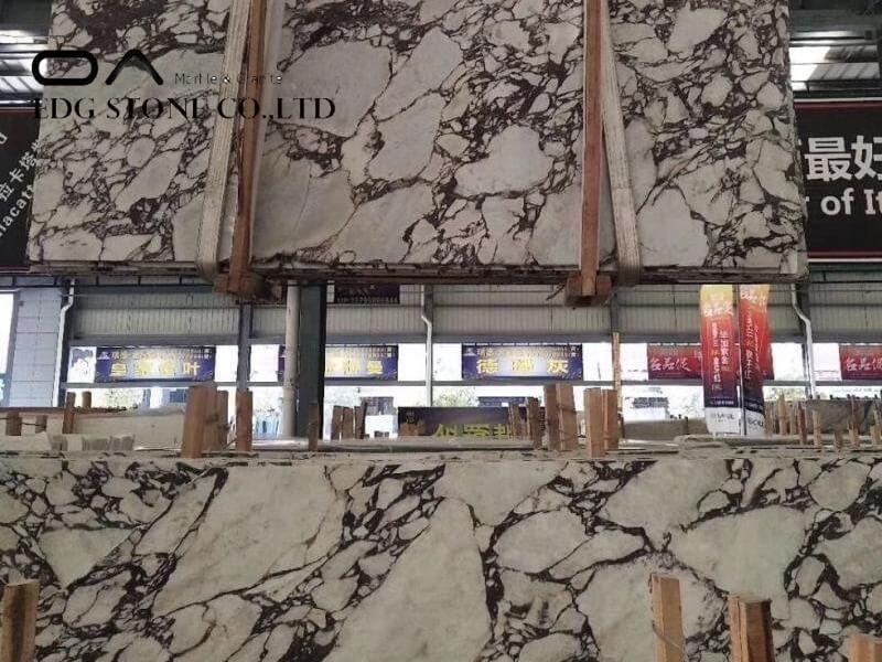 Calacatta Violet Marble countertops