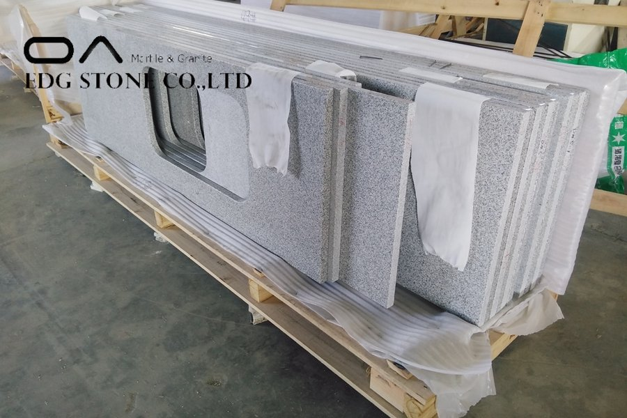 Jiangxi Silver Grey Granite