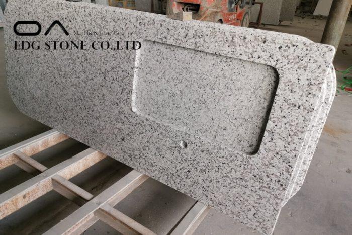 New Bala White Granite Stone Countertops (2)
