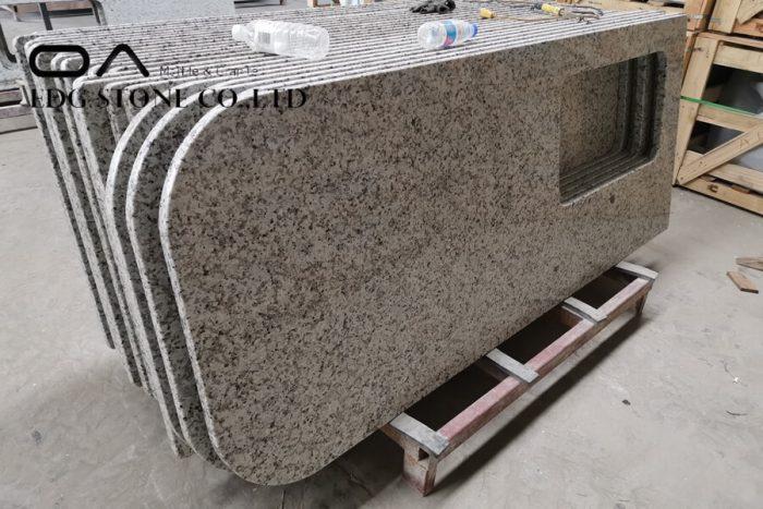 New Bala White Granite Stone Countertops (3)