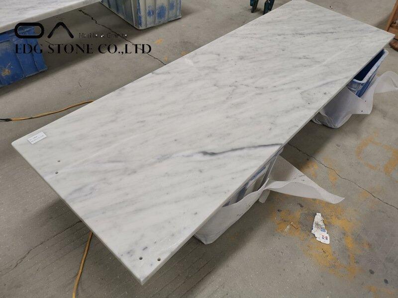 Statuario Carrara White Marble
