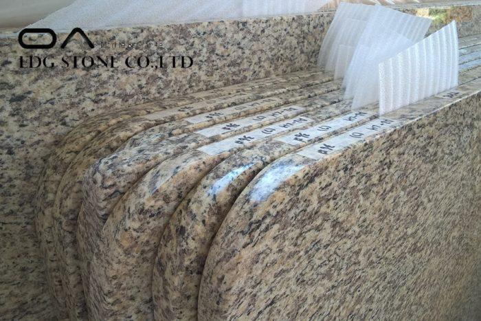 Tiger Skin White Granite Countertops (4)