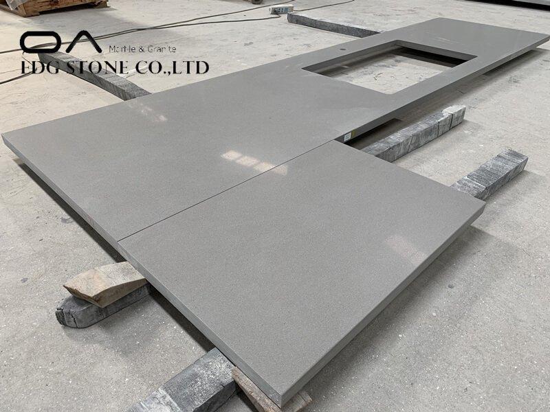 grey savoie quartz