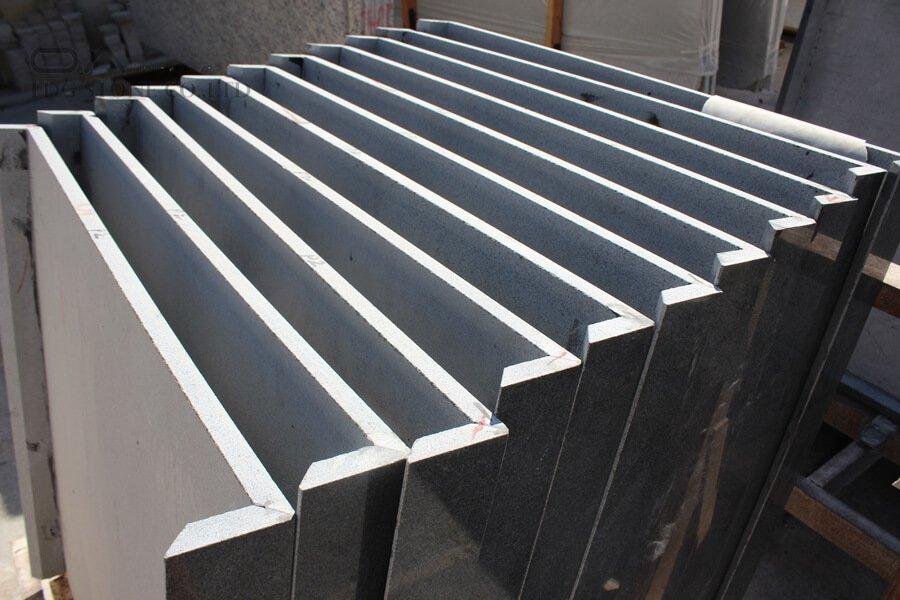 light grey granite countertops