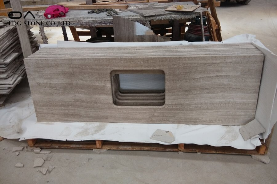 polishing cultured marble vanity tops