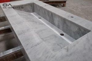 resealing marble