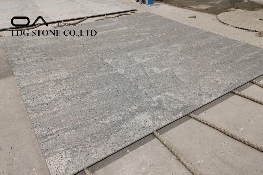 Black Wood Grain Granite