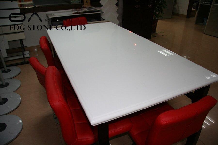 Nano Microcrystalline Alabaster Kitchen Countertop