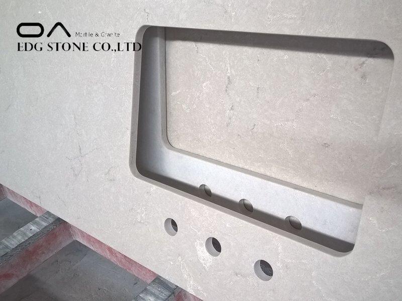 artificial granite countertops