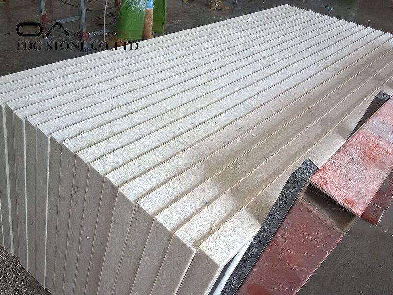artificial granite white