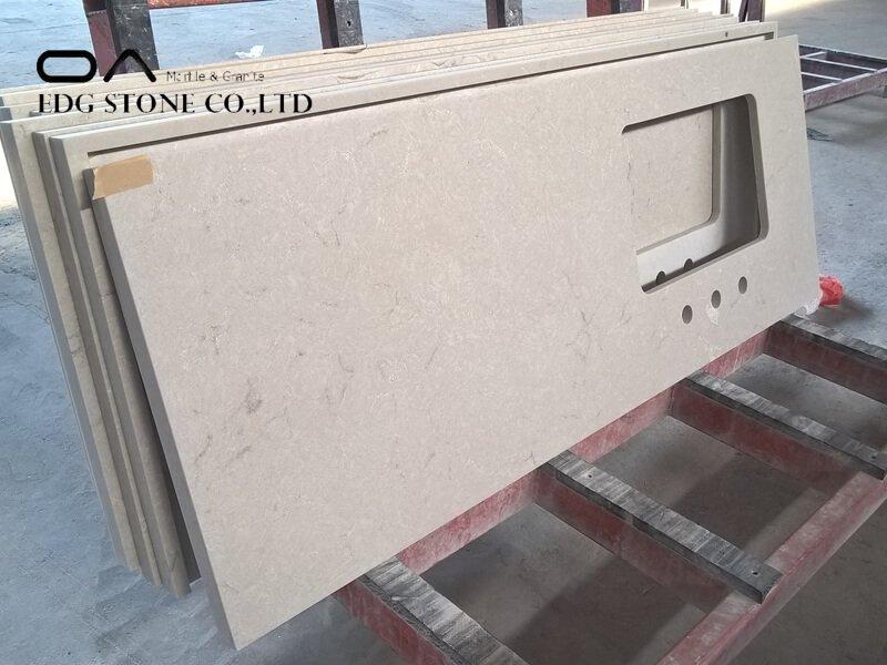artificial stone countertops