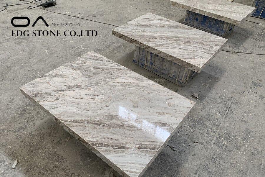 fake marble countertop