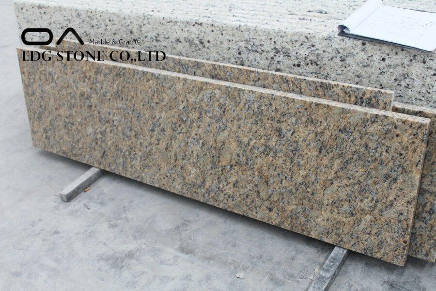 giallo santo granite