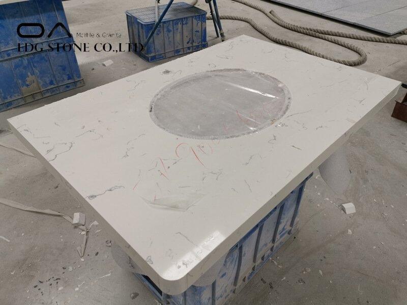 home depot quartz vanity top