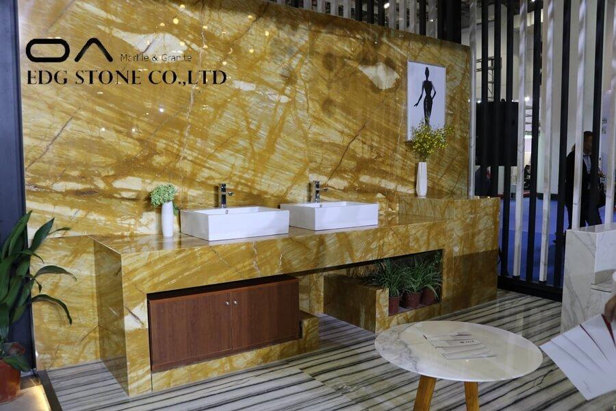 marble countertops kitchen