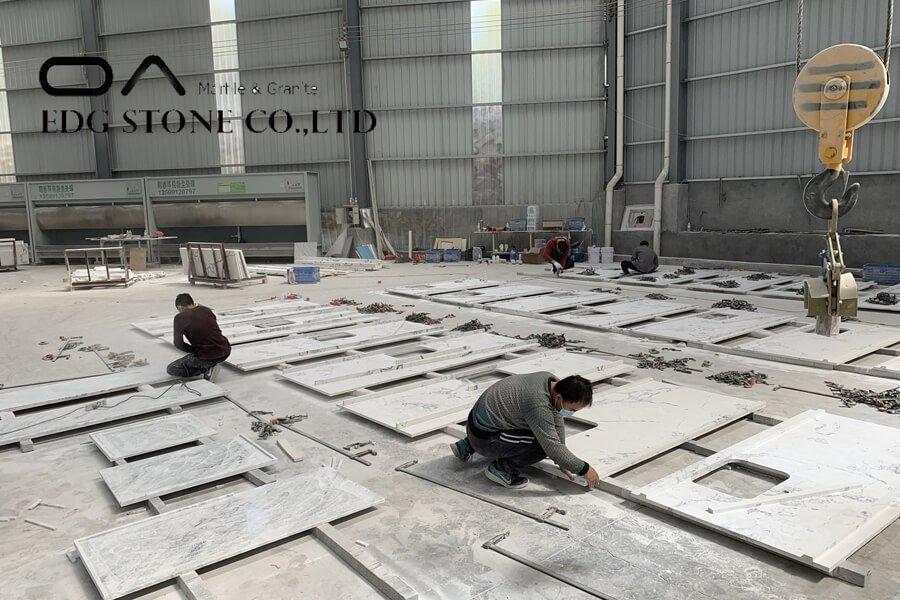 quartz countertop fabricators