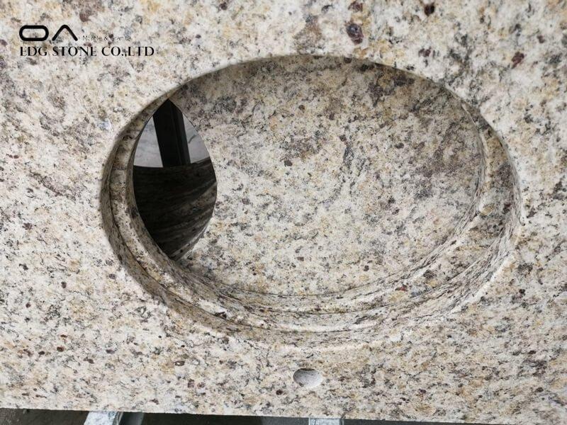 venetian gold light granite
