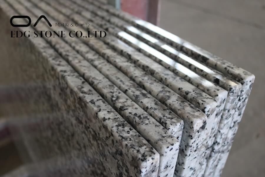 snowfall granite countertops