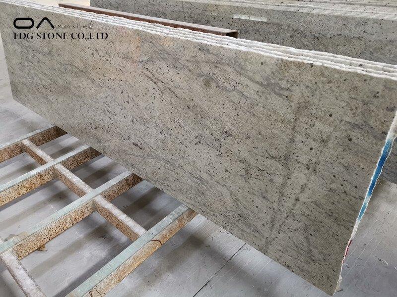 granite countertops and backsplash